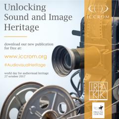 CCAAA2017 World Day for Audiovisual Heritage