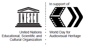Image result for world day for audiovisual heritage 2018 theme