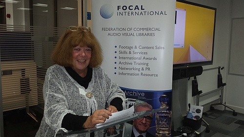 Sue Malden, President of FOCAL International